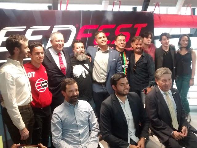 Speedfest en el Autódromo de la Ciudad de México  3 fechas de adrenalina y velocidad