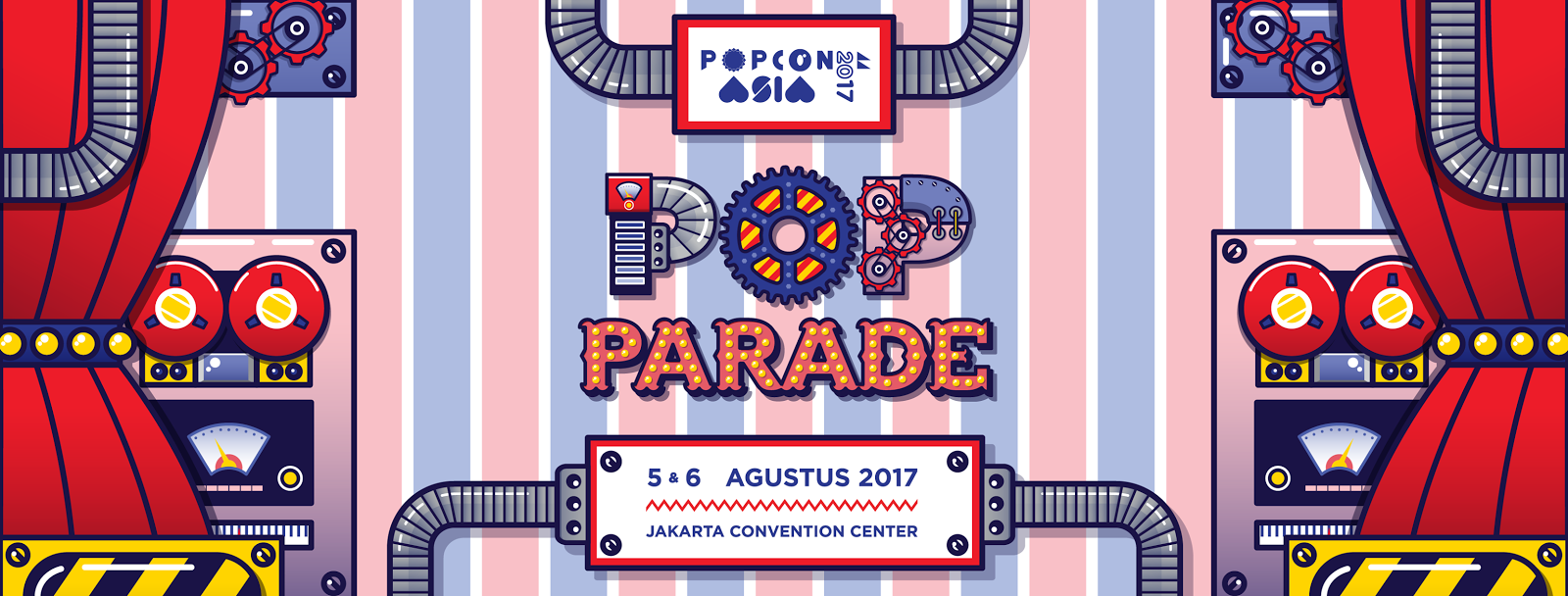 Pop Parade | Popcon Asia 2017