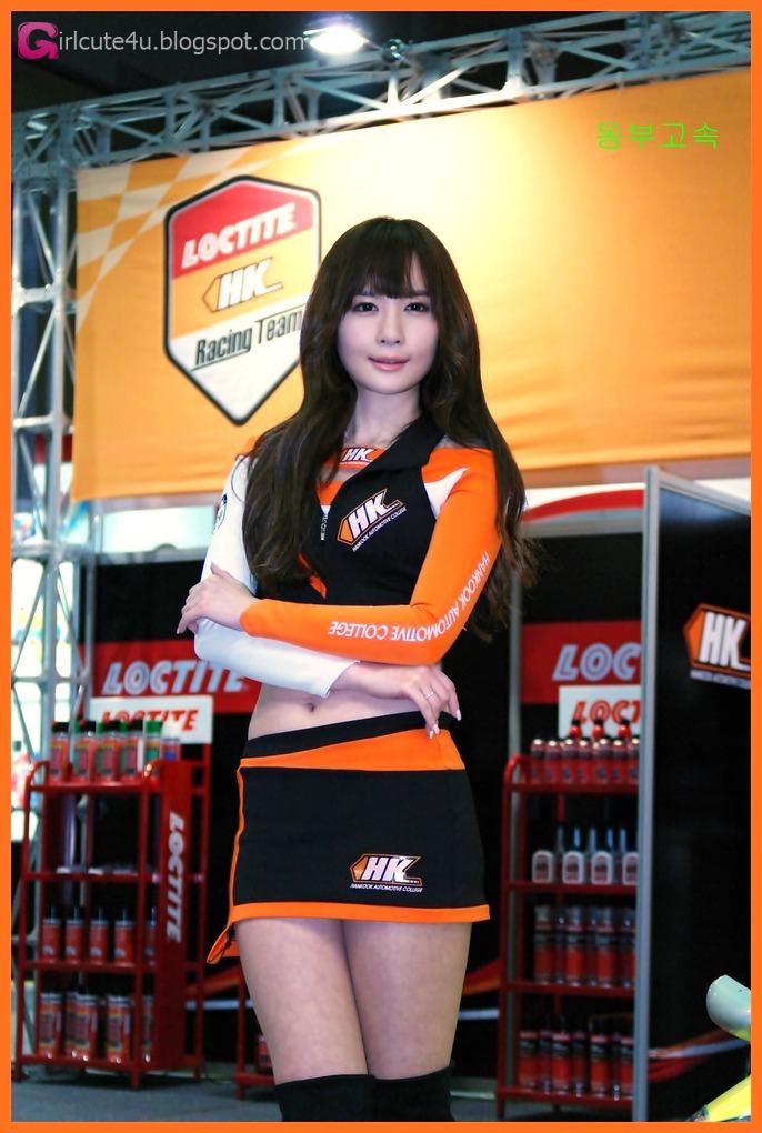 xxx nude girls: Lee Yeon Ah at SIDEX 2012