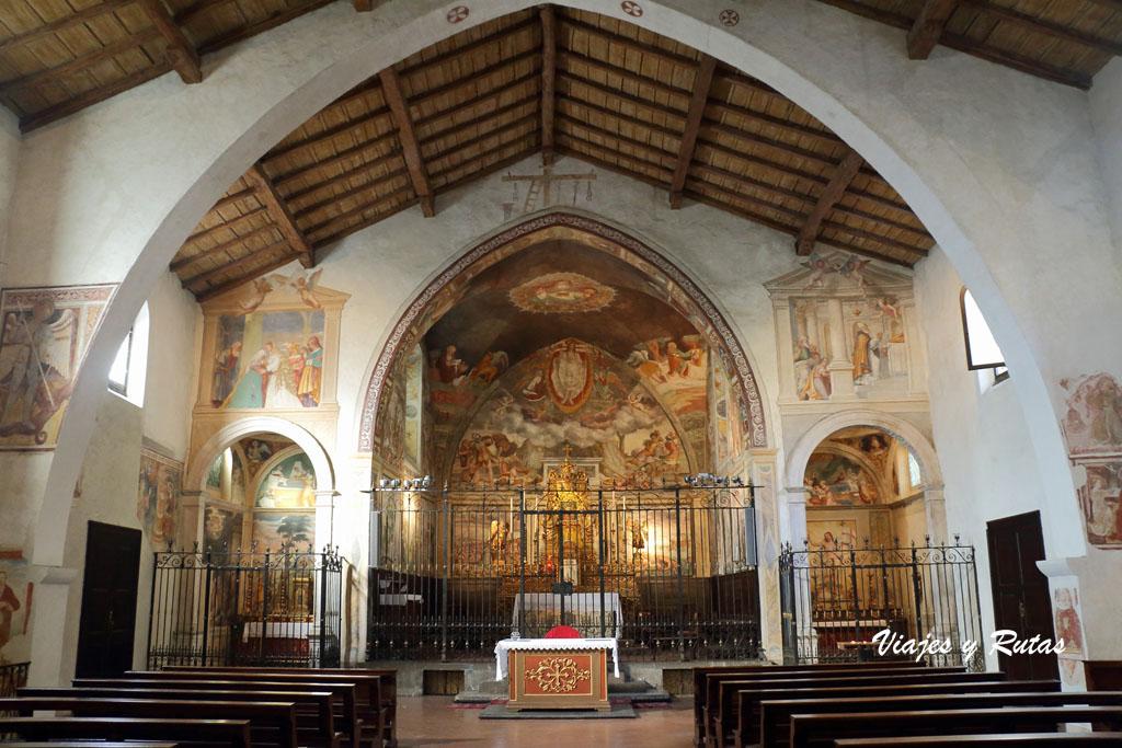Iglesia de San Miguel del pozo blanco