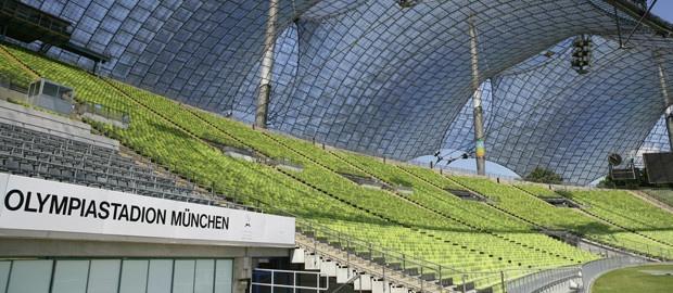 Olympiastadion München Das offizielle Stadtportal für from Olympiastadion münchen innen