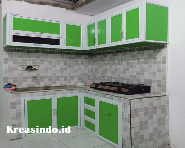 Jasa Kitchen Set Aluminium Acp Di Bogor Cibubur Cileungsi