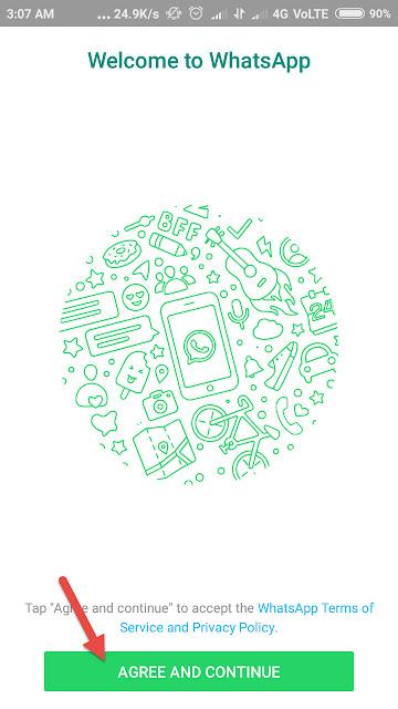 2 Whatsapp Account, Android Phone, Open 2 Whatsapp Account