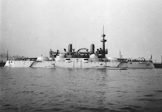 Potemkin Village Battleship Illinois