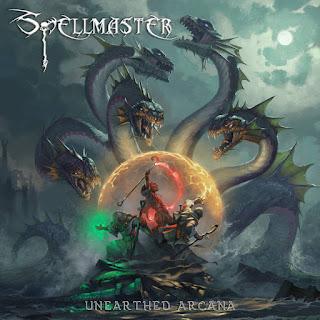 """Ο δίσκος των Spellmaster """"Unearthed Arcana"""""""