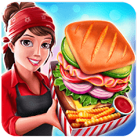 Food Truck Chef™: Cooking Game Unlimited (Gold - Diamonds) MOD APK