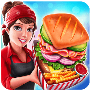 Food Truck Chef™: Cooking Game - VER. 1.8.5 Unlimited (Gold - Diamonds) MOD APK