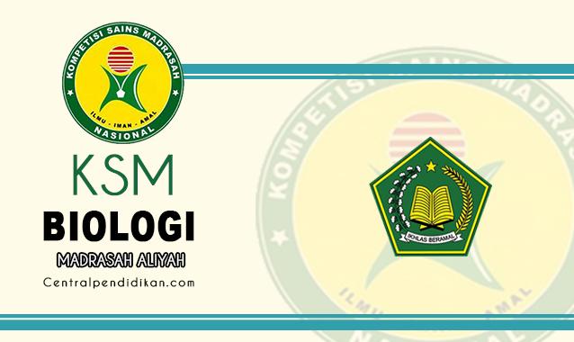Download Soal dan Jawaban KSM Biologi MA