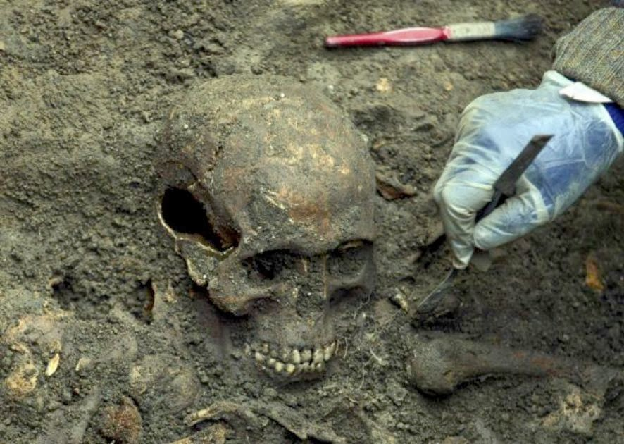 Medieval mass grave found at Durham University site