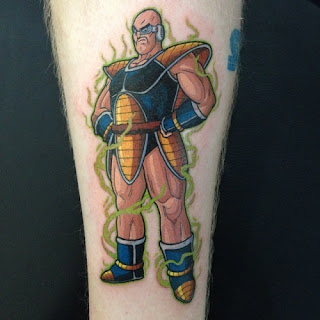 foto 4 de tattoos dragon ball