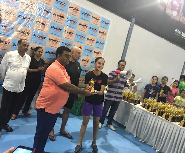 Suncity School Students Outshine in District Level School Badminton Championship