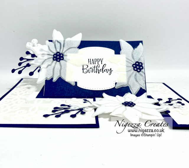 The Project Share December Blog Hop: Fancy Fold