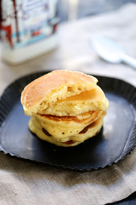 pancakes japonnais, super moelleux ,légers