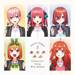 Gotoubun no Hanayome ∬ Character Song Mini Album