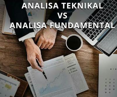 Perbedaan Analisis Saham Fundamental Dan Teknikal