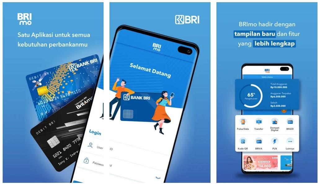 Fitur Terupdate Dari BRI Mobile 2021