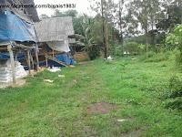 Dijual Tanah 1,3 Hektar ( Sertifikat ) Lokasi Cisauk - Kab. Tangerang
