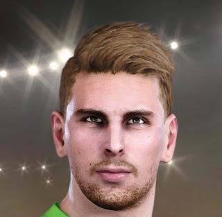 PES 2021 Faces Ron-Robert Zieler