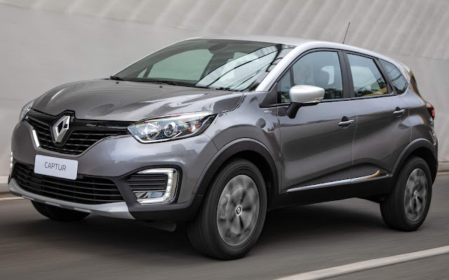 Renault Captur 2020 Bose chega por R$ 96 mil
