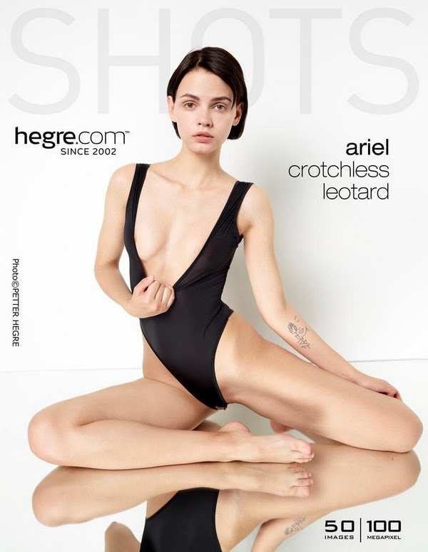 [Hegre-Art] Ariel - Crotchless LeotardReal Street Angels