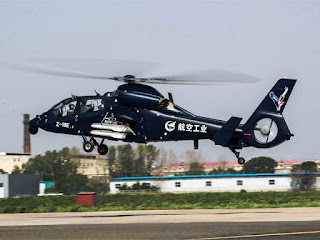 Helikopter Tempur Z-19E Buatan China