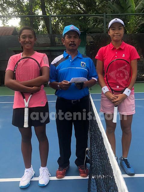 Singkirkan Nadya Dhaneswara, Janice Tjen Melenggang ke Perempat Final Thamrin International Junior Championships 2019
