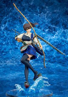 """Figuras: Preciosa figura de Kaga de """"Kantai Collection -Kan Colle-"""" - Ques Q"""