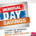 [-] Is Home Depot On Memorial Day