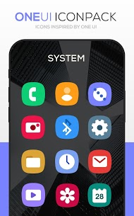 ONE UI Icon Pack : S10 v1.6 [Patched] APK