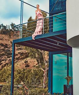 Alicia Vikander In Vogue Magazine March 2018