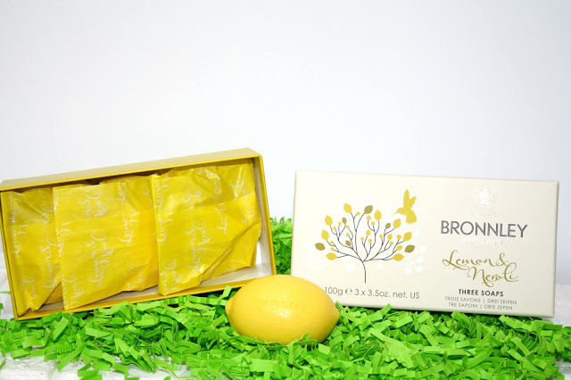 Bronnley Soap Collections