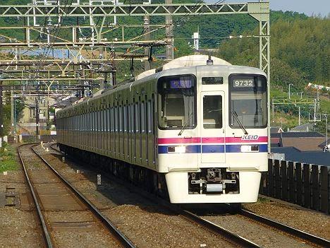 京王電鉄 快速 つつじヶ丘行き5 9030系