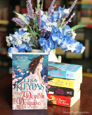 Book Review: Devil in Disguise by Lisa Kleypas | About That Story