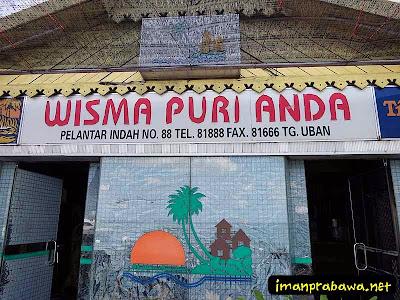 Wisma Puri Anda Tanjung Uban