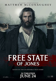 Free State of Jones จอมคนล้างแผ่นดิน (2016) [Subthai ซับไทย]