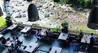 Cimory Riverside Resto