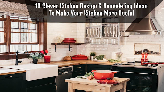 To Make Your Kitchen More Useful