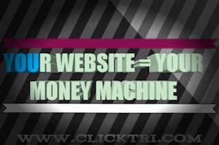 Bagaimana Cara Menjadikan Website Sebagai Sumber Uang?