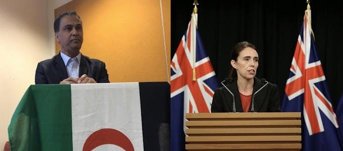 جبهة البوليساريو تحث حكومة نيوزيلندا على وقف الاستيراد غير القانوني للفوسفات الصحراوي.
