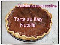 https://cuisinezcommeceline.blogspot.fr/2016/08/tarte-au-flan-au-nutella.html