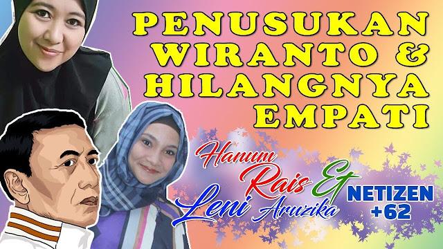 Mengapa Anggota TNI Terkena Sanksi Padahal Istri Yang Bersalah