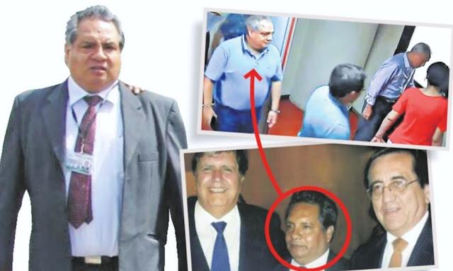 Aprista participó en intervención a oficinas lacradas en la Fiscalía