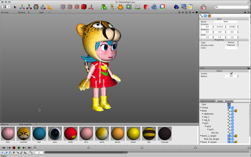 3d Character Design Software Download : `