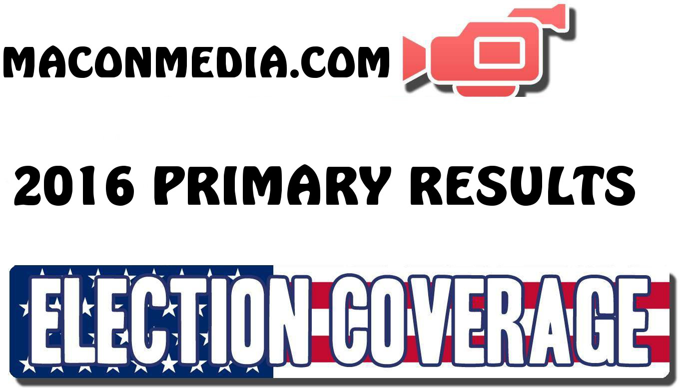 Election Coverage Title Card