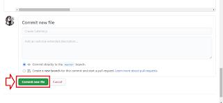 Cara Terbaru Hosting JavaScript, CSS dan HTML di GitHub