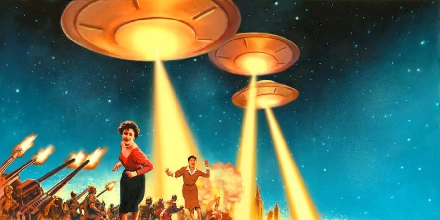Invasões alienígenas