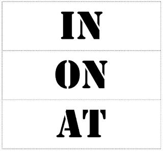Contoh Penggunaan Preposisi At, On, In Dalam Kalimat