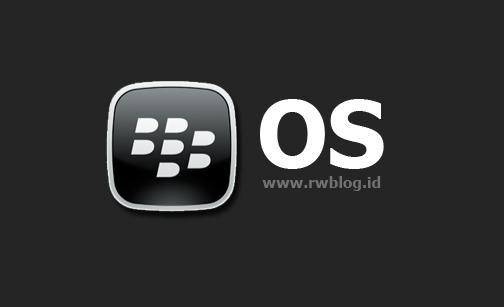 Sofware untuk install ulang blackberry