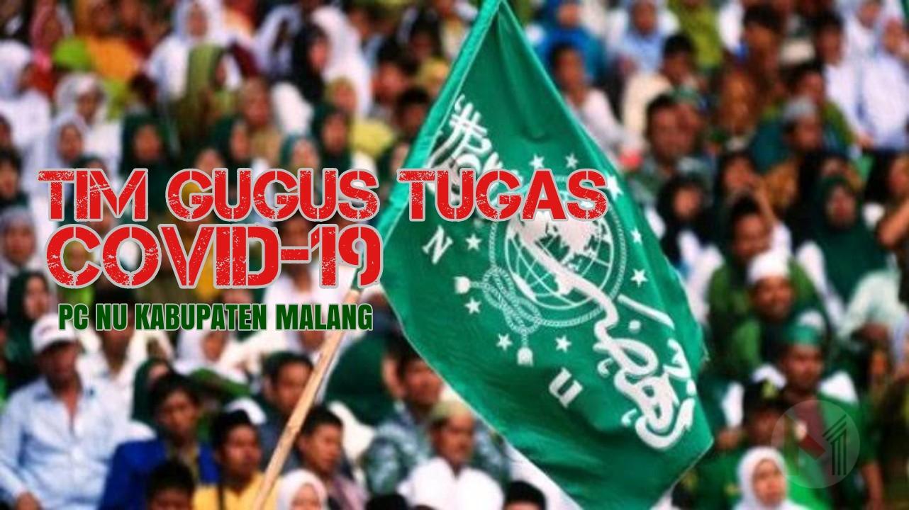 PCNU Kabupaten Malang  Bentuk Tim Gugus Tugas Covid-19