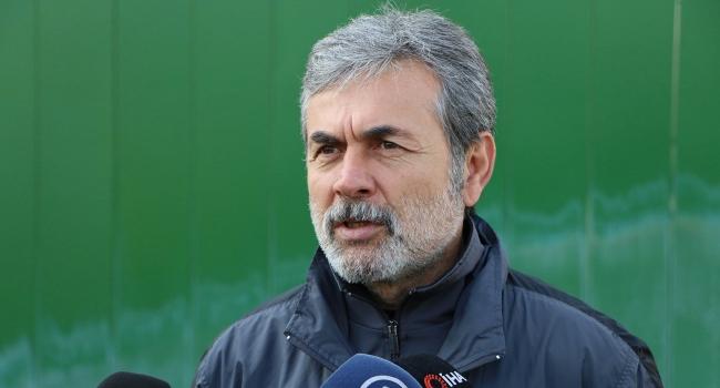 Medipol Başakşehir Teknik Direktörü Aykut Ko6caman dan Açiklama